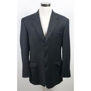 Missoni Suits & Blazers - Example x Missoni Mens 42R Sport Coat Black 100% W